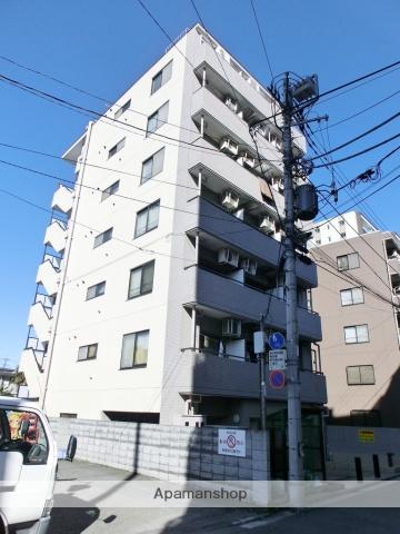 埼玉県さいたま市浦和区、南与野駅徒歩27分の築27年 7階建の賃貸マンション