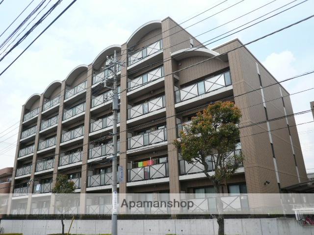 埼玉県さいたま市緑区、東浦和駅徒歩3分の築13年 6階建の賃貸マンション