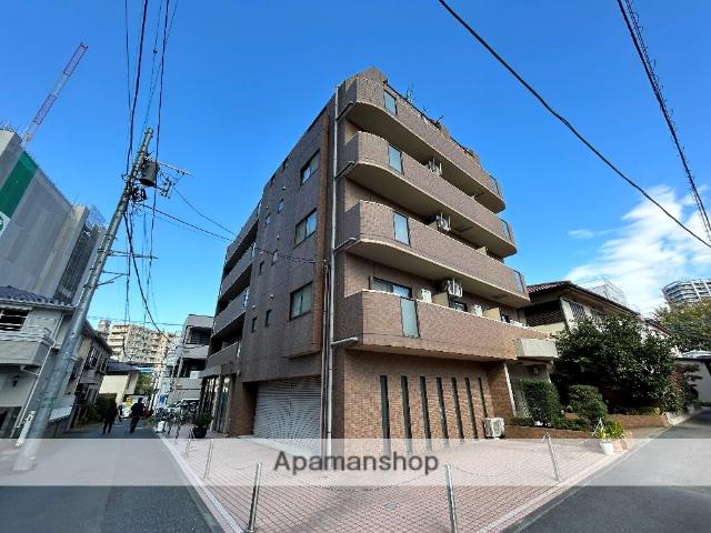 埼玉県さいたま市浦和区、中浦和駅徒歩20分の築10年 7階建の賃貸マンション