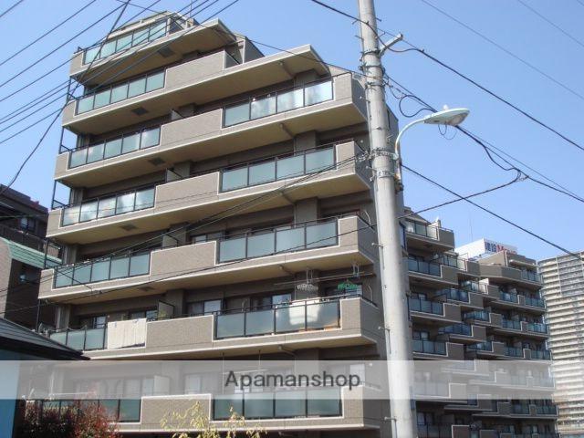 埼玉県さいたま市南区、武蔵浦和駅徒歩3分の築14年 8階建の賃貸マンション