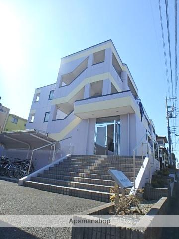 埼玉県さいたま市中央区、南与野駅徒歩8分の築17年 3階建の賃貸マンション