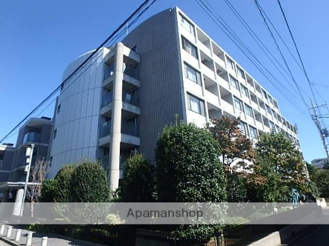 埼玉県さいたま市浦和区、浦和駅徒歩8分の築24年 6階建の賃貸マンション