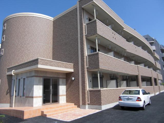 埼玉県さいたま市桜区、中浦和駅徒歩19分の築9年 3階建の賃貸マンション