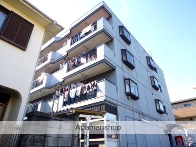 埼玉県さいたま市浦和区、南与野駅徒歩21分の築36年 4階建の賃貸マンション