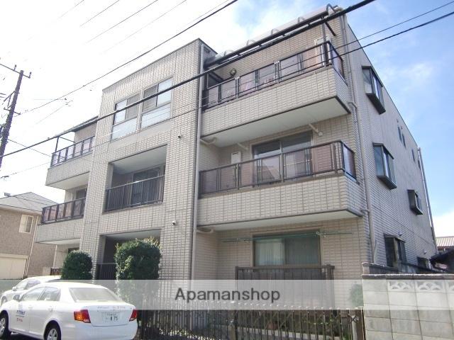 埼玉県さいたま市浦和区、与野本町駅徒歩30分の築26年 3階建の賃貸マンション