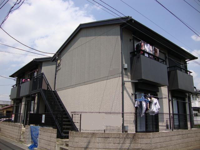 埼玉県さいたま市南区、西浦和駅徒歩15分の築14年 2階建の賃貸アパート