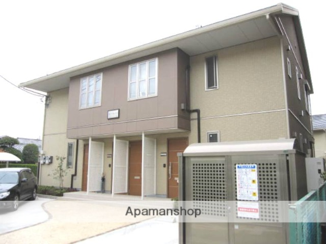 埼玉県さいたま市桜区、西浦和駅徒歩24分の築7年 2階建の賃貸アパート