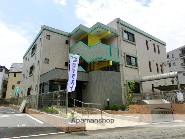埼玉県さいたま市中央区、南与野駅徒歩12分の築5年 3階建の賃貸マンション
