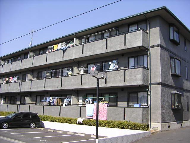 埼玉県さいたま市桜区、与野本町駅徒歩24分の築21年 3階建の賃貸アパート
