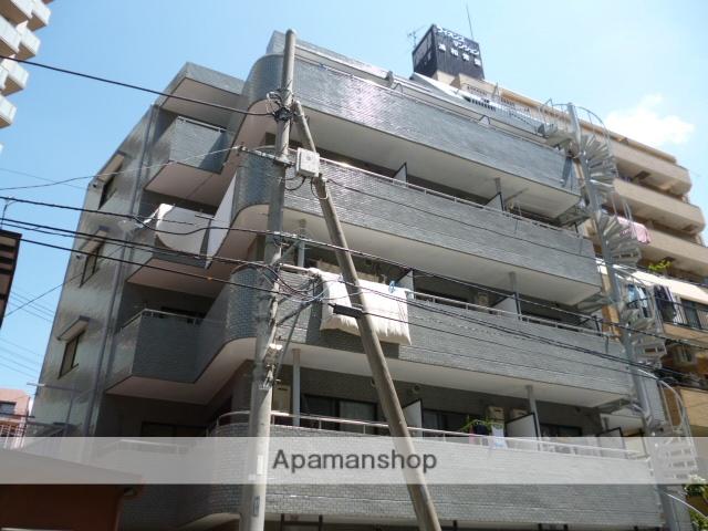 埼玉県さいたま市浦和区、浦和駅徒歩22分の築29年 6階建の賃貸マンション