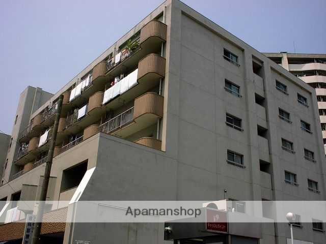 埼玉県さいたま市南区、南浦和駅徒歩18分の築42年 7階建の賃貸マンション