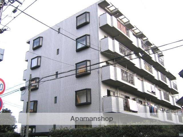埼玉県さいたま市南区、南浦和駅徒歩14分の築26年 5階建の賃貸マンション