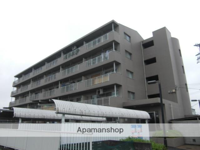 埼玉県さいたま市桜区、西浦和駅徒歩22分の築24年 5階建の賃貸マンション