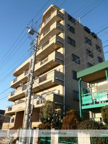 埼玉県さいたま市浦和区、武蔵浦和駅徒歩24分の築24年 6階建の賃貸マンション