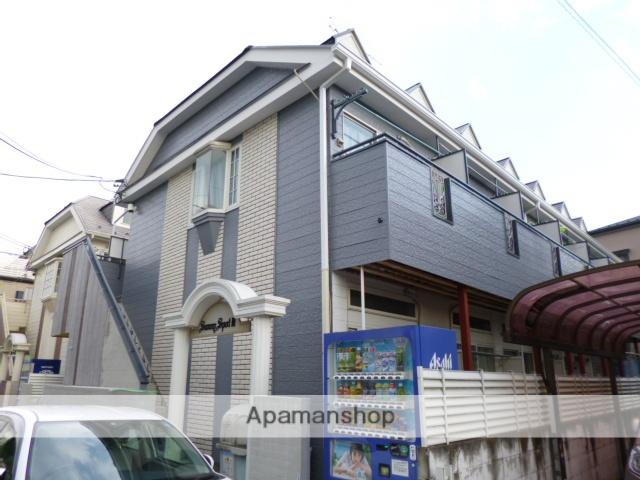 埼玉県さいたま市浦和区、北浦和駅バス10分東瀬ヶ崎下車後徒歩4分の築27年 2階建の賃貸アパート