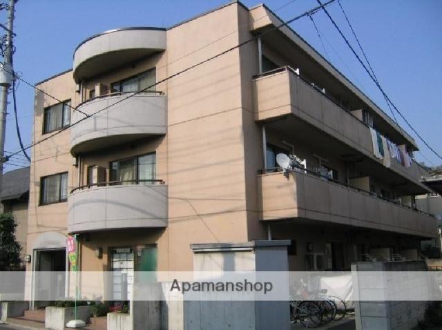 埼玉県さいたま市浦和区、武蔵浦和駅徒歩19分の築17年 3階建の賃貸マンション
