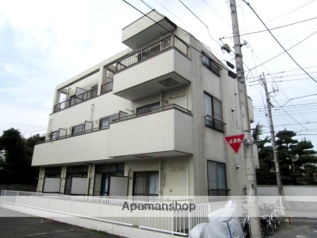埼玉県さいたま市桜区、西浦和駅徒歩19分の築25年 3階建の賃貸マンション