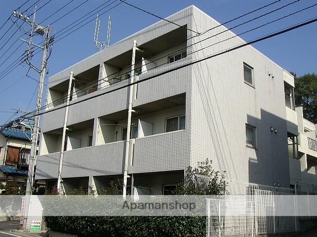 埼玉県さいたま市桜区、中浦和駅徒歩15分の築25年 3階建の賃貸マンション