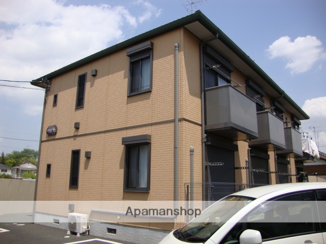 埼玉県さいたま市南区、武蔵浦和駅徒歩16分の築12年 2階建の賃貸アパート