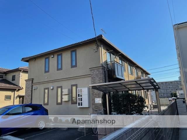 埼玉県さいたま市北区、宮原駅徒歩8分の築4年 2階建の賃貸アパート
