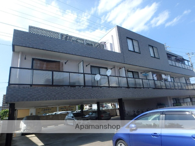 埼玉県さいたま市北区、宮原駅徒歩8分の築17年 3階建の賃貸マンション