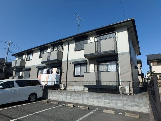 埼玉県さいたま市北区、宮原駅徒歩24分の築19年 2階建の賃貸アパート