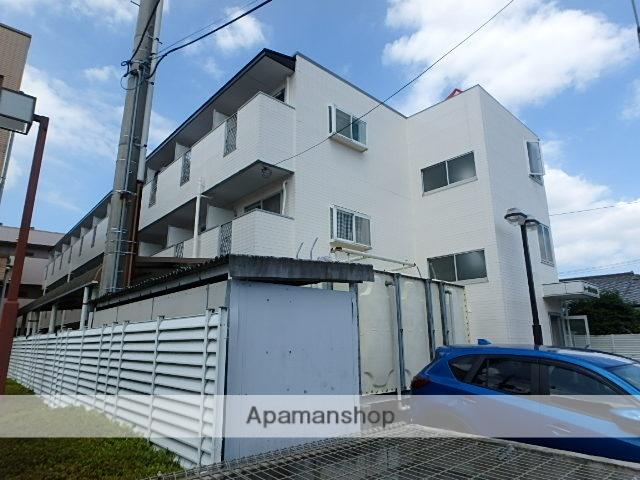 埼玉県さいたま市北区、宮原駅徒歩4分の築24年 3階建の賃貸マンション