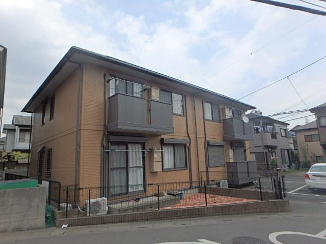 埼玉県さいたま市西区、日進駅徒歩12分の築14年 2階建の賃貸アパート