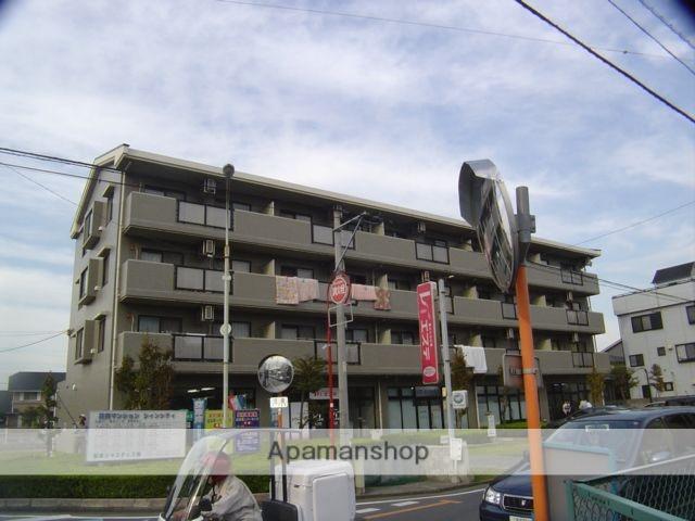 埼玉県さいたま市北区、大宮駅徒歩17分の築21年 4階建の賃貸マンション