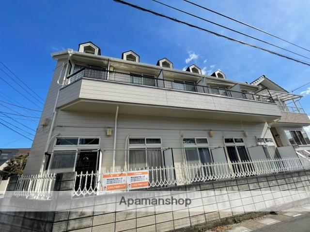 埼玉県さいたま市北区、宮原駅徒歩13分の築23年 2階建の賃貸アパート
