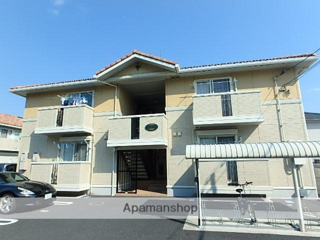 埼玉県さいたま市北区、宮原駅徒歩20分の築9年 2階建の賃貸アパート