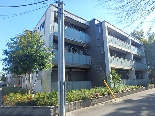 埼玉県さいたま市北区、宮原駅徒歩20分の築4年 3階建の賃貸マンション