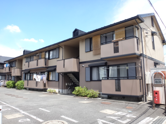 埼玉県さいたま市西区、指扇駅徒歩5分の築19年 2階建の賃貸アパート