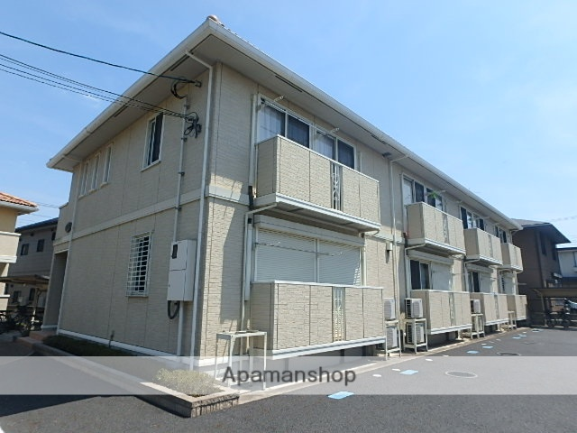埼玉県さいたま市北区、土呂駅徒歩18分の築9年 2階建の賃貸アパート