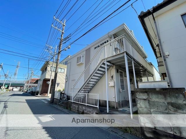 埼玉県さいたま市北区、宮原駅徒歩10分の築29年 2階建の賃貸アパート