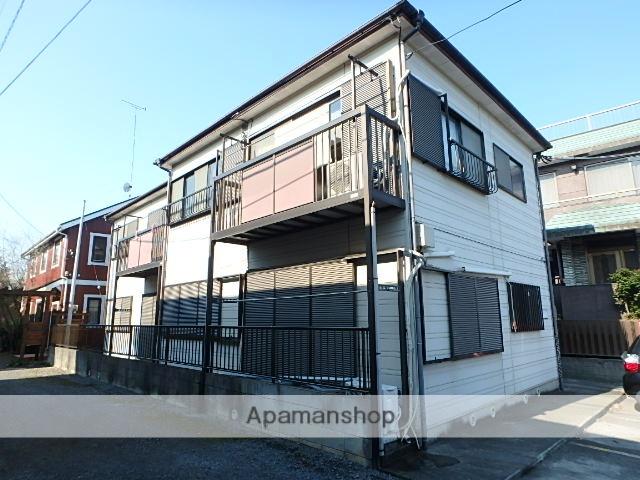 埼玉県さいたま市北区、日進駅徒歩28分の築22年 2階建の賃貸アパート