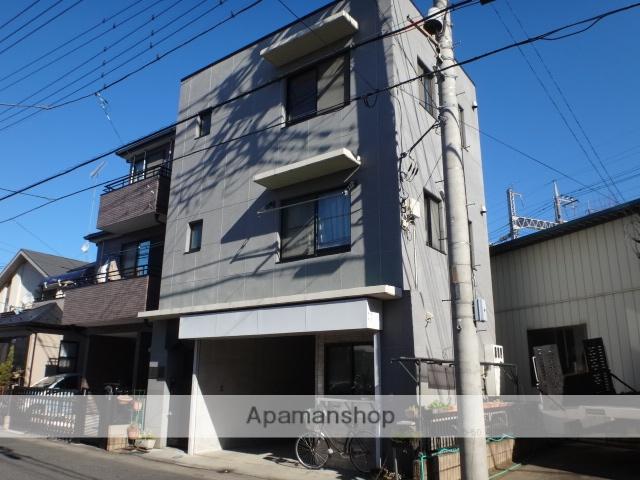 埼玉県さいたま市北区、加茂宮駅徒歩5分の築13年 3階建の賃貸マンション