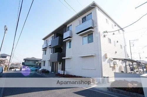 埼玉県さいたま市北区、宮原駅徒歩20分の築5年 3階建の賃貸アパート