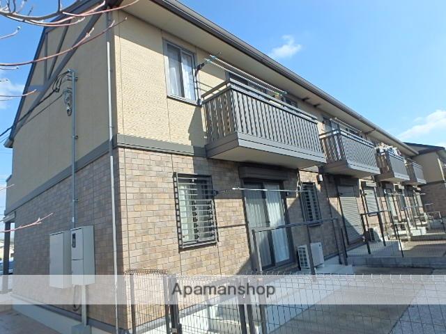 埼玉県さいたま市西区、西大宮駅徒歩10分の築7年 2階建の賃貸アパート