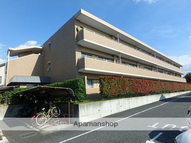 埼玉県上尾市、東大宮駅徒歩22分の築14年 3階建の賃貸マンション