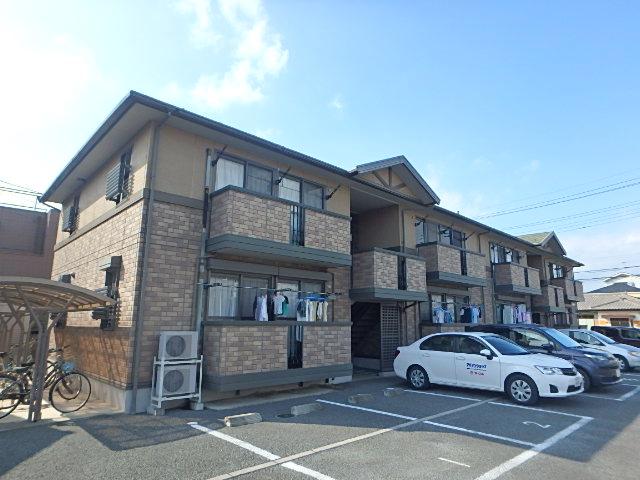 埼玉県さいたま市西区、指扇駅徒歩4分の築15年 2階建の賃貸アパート