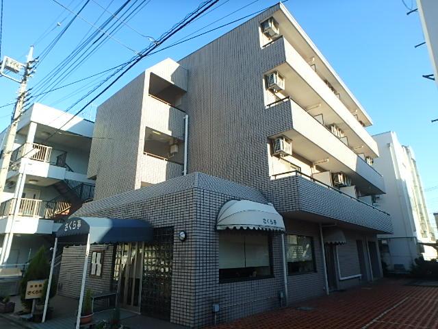 埼玉県さいたま市北区、宮原駅徒歩4分の築27年 4階建の賃貸マンション