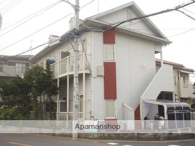 埼玉県さいたま市北区、宮原駅徒歩25分の築26年 2階建の賃貸アパート