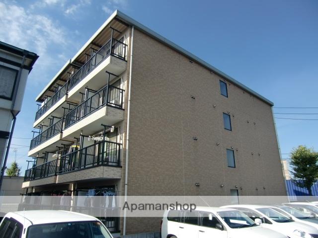 埼玉県さいたま市北区、日進駅徒歩18分の築12年 4階建の賃貸マンション