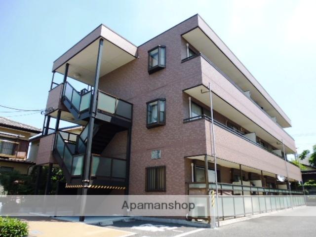 埼玉県さいたま市北区、宮原駅徒歩22分の築15年 3階建の賃貸マンション