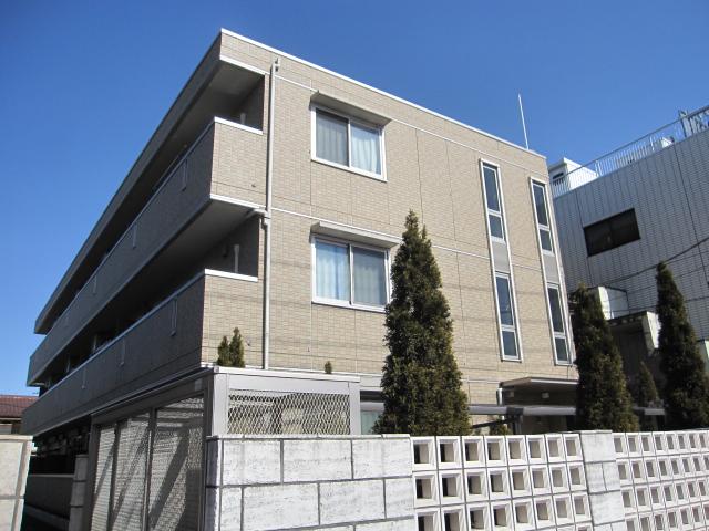 埼玉県さいたま市北区、日進駅徒歩18分の築7年 3階建の賃貸アパート