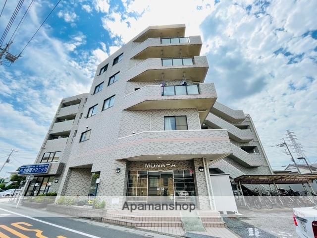 埼玉県さいたま市北区、宮原駅徒歩9分の築19年 5階建の賃貸マンション