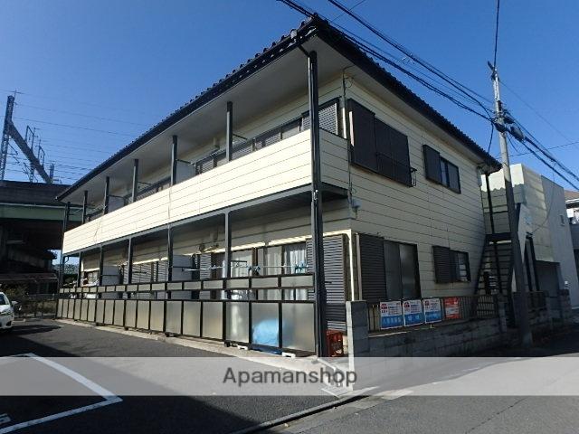 埼玉県さいたま市北区、宮原駅徒歩17分の築27年 2階建の賃貸アパート