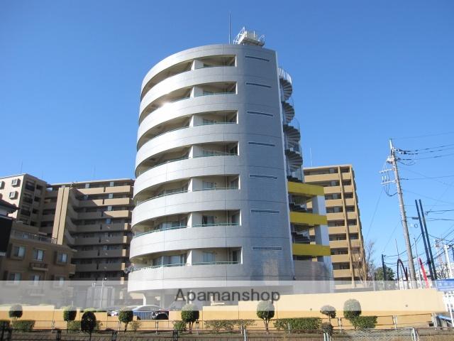 埼玉県さいたま市北区、北大宮駅徒歩20分の築32年 8階建の賃貸マンション