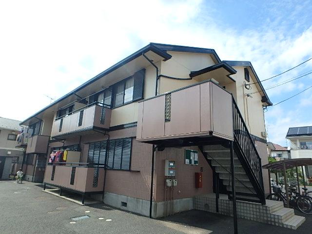 埼玉県さいたま市西区、西大宮駅徒歩7分の築21年 2階建の賃貸アパート
